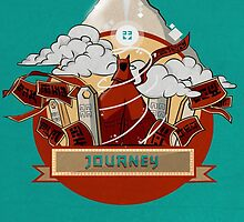 Journey new design by ChristianZushi