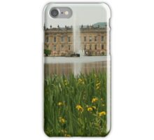 Chatsworth house iPhone Case/Skin