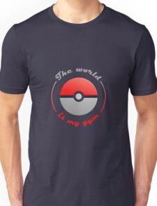 Pokémon GO inspired (fan art) - Lighter colours Unisex T-Shirt