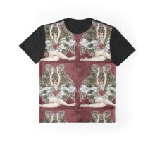 Justice (Kurma - turtle goddess) Graphic T-Shirt