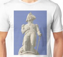 Nelson - Blue Unisex T-Shirt