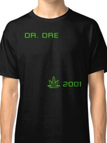 -MUSIC- Dr Dre 2001 Cover Classic T-Shirt