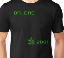 -MUSIC- Dr Dre 2001 Cover Unisex T-Shirt