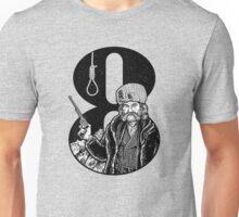 """-TARANTINO- The Hateful Eight """"8"""" Unisex T-Shirt"""