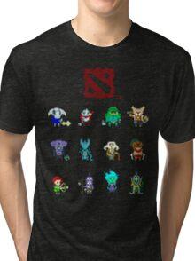 dota 2 pixelbatch Tri-blend T-Shirt