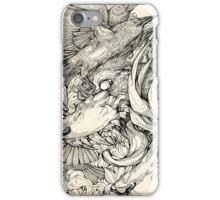 Chaos Divine  iPhone Case/Skin