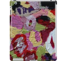 i can feel it changing me iPad Case/Skin