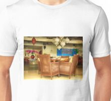 Bamboo Chairs Unisex T-Shirt
