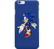 -GEEK- Sonic The Hedgehog iPhone Case/Skin