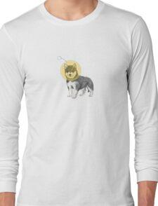 Space dog Long Sleeve T-Shirt