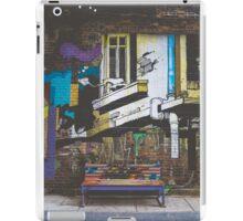 Graffiti Bench iPad Case/Skin
