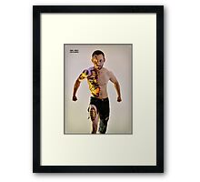 ANDROID ONE Framed Print