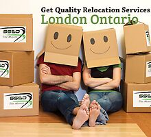 Get Quality Relocation Services in London Ontario by movers11