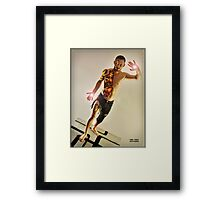 ANDROID TWO Framed Print