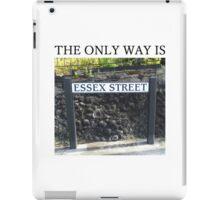 TOWIE STREET Essex iPad Case/Skin