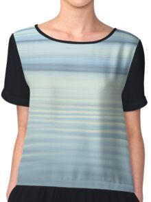 White Light Women's Chiffon Top
