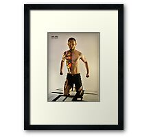 ANDROID THREE Framed Print