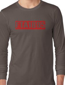 FTA 1895 (RED) Long Sleeve T-Shirt