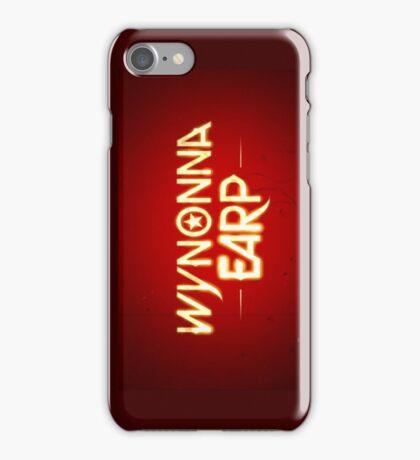 Wynonna Earp iPhone Case/Skin