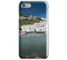 Time moves slowly in Amalfi (2) iPhone Case/Skin