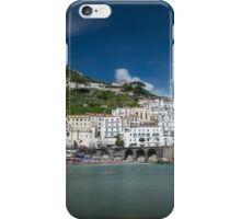 Time moves slowly in Amalfi (3) iPhone Case/Skin