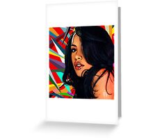 Liyah Greeting Card