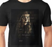 i tried to be a good guy Unisex T-Shirt