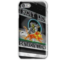 Fluorescent Detroit iPhone Case/Skin