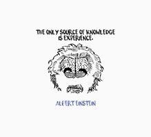Albert Says...Knowledge Men's Baseball ¾ T-Shirt