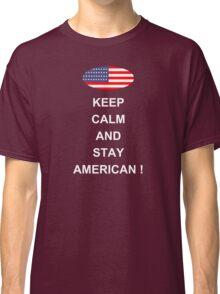 stay american Classic T-Shirt