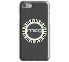 Wonderful vintage moog synth iPhone Case/Skin
