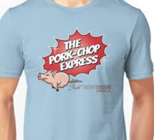 Pork Chop Express - Original Logo Brighter Red Variant Unisex T-Shirt