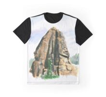 Bayon Temple #1 Graphic T-Shirt
