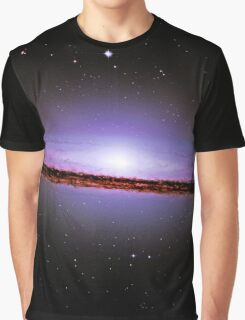 Sombrero Galaxy Graphic T-Shirt