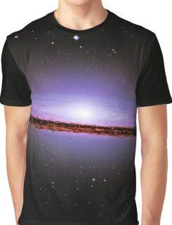Sombrero Galaxy Graphic T-Shirt