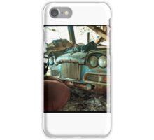 Abandoned Car iPhone Case/Skin