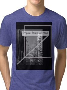 Empire State of Mind Tri-blend T-Shirt