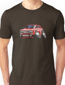 Cartoon car Unisex T-Shirt