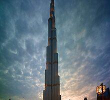 Burj Khalifa Dubai  by MichaelKe