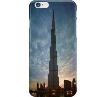 Burj Khalifa Dubai  iPhone Case/Skin