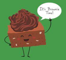 BROWNIE TIME! Kids Tee