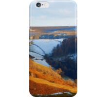 Evening At The Horseshoe Pass iPhone Case/Skin