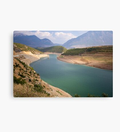 Amazing Valley - Nature Photography Canvas Print