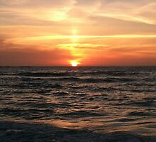 Summer Solstice at Sunset Beach by jessicatalia