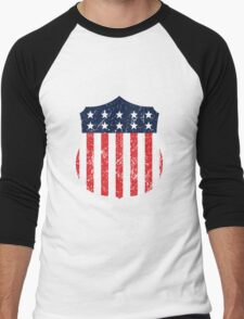 Team USA Men's Baseball ¾ T-Shirt