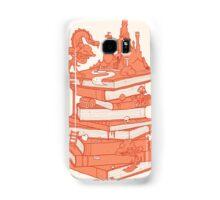 Magic of books Samsung Galaxy Case/Skin