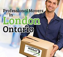Professional Movers in London Ontario by movers11