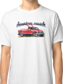 Cartoon muscle car Classic T-Shirt