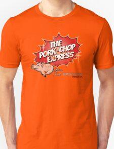 Pork Chop Express - Distressed Variant Unisex T-Shirt