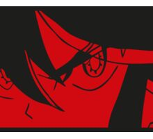 Kill La Kill slap sticker Red Sticker